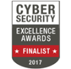 Cyber Security Excellence Awards 2017 Finalist